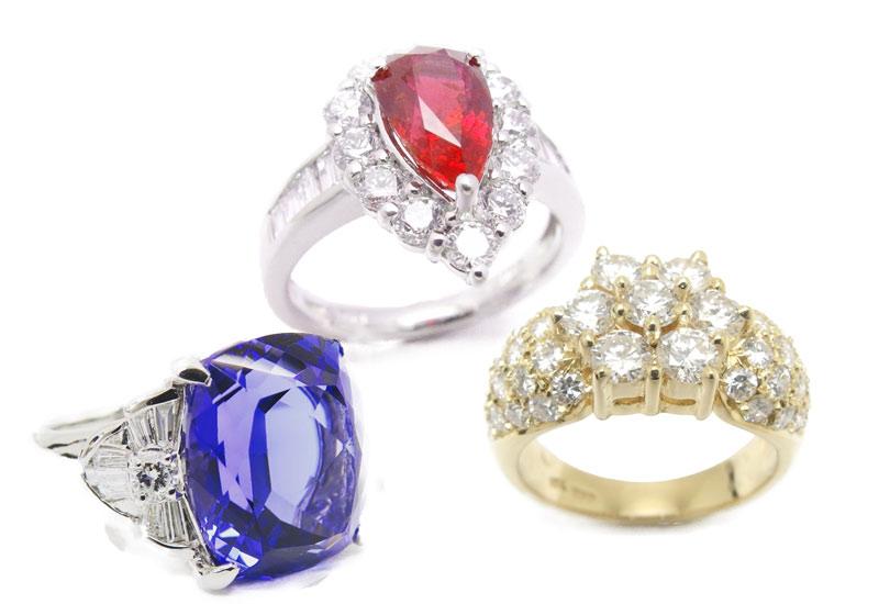 ジュエリー ダイヤモンド・宝石
