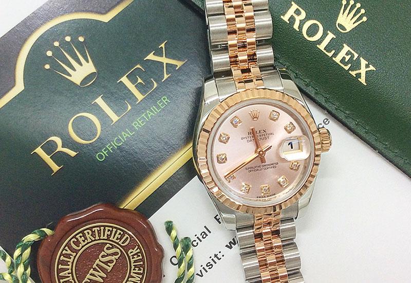 時計を高く売るポイント